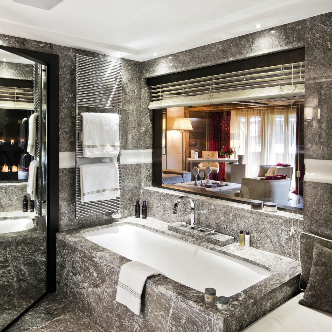 Gstaad-Saanen-Bathroom