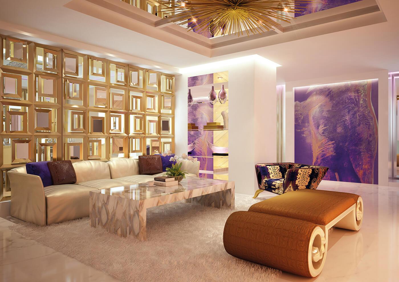 HE-Khadem-Paris-Apartment-Living-Room